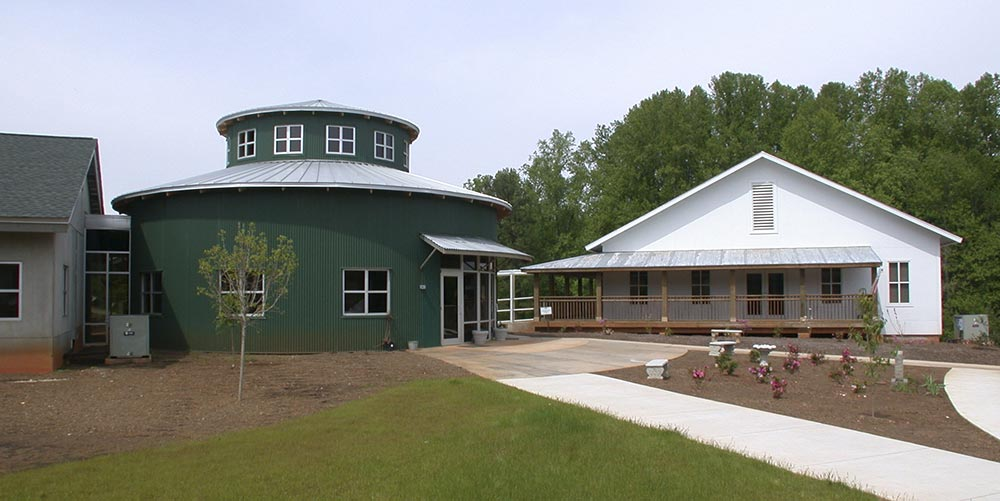 Nonprofit construction projects trehel corp contractors for Architects greenville sc