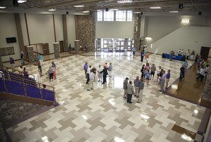 Walhalla High School Floor