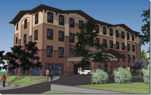 Trehel Corporation to begin work on the Abernathy condo in the Fall