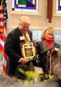 Congratulations to trehel corporation's Neal Workman on his receipt of the Citizenship & Community Leadership Award at the Anderson Area Chamber of Commerce Annual Meeting on January 25th.