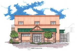 Trehel begins Grady's Great Outdoors Expansion